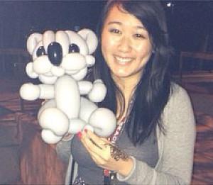 Balloon Koala